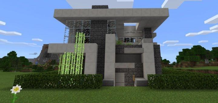 Карта Piston House 1.0, 0.17.0, 0.17.1