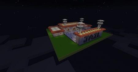 Карта Island Empire 1.0