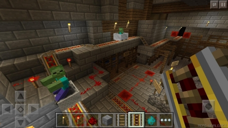 Minecraft PE 1.0.4
