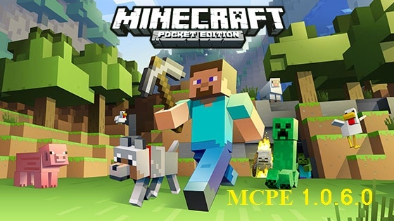 Minecraft Pocket Edition 1.0.6.0