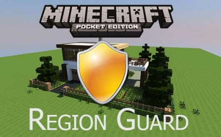 Плагин Region Guard для Minecraft Pocket Edition