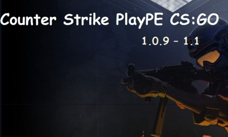 Сервер Counter Strike PlayPE CS:GO 1.0.9 – 1.1