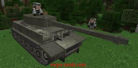 Карта War Tank 0.2