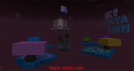 Карта Sky Levitation [PvP]