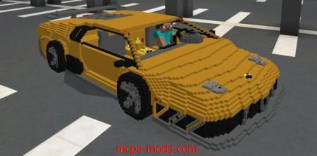 Мод Lamborghini 0.2