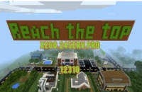 Сервер MCPE: Reach the top 1.1.3