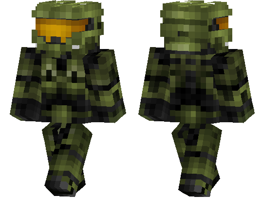 Скин Master Chief (Halo) 1.2.0