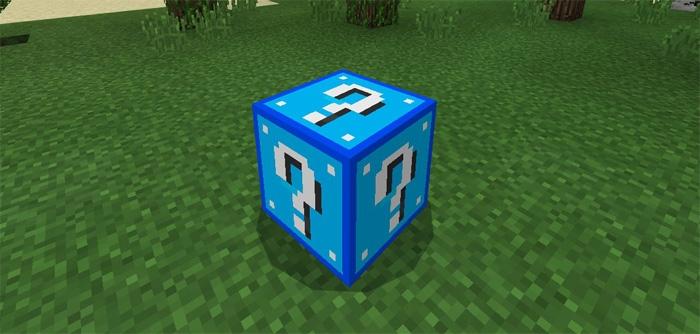 Мод Unpredictable Lucky Blocks 1.2