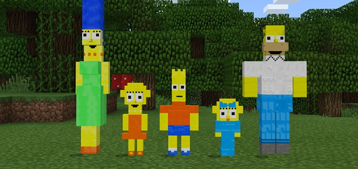 Мод The Simpsons 1.5.0