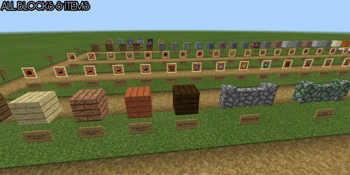 Карта Resource Pack Review (для 1.10)