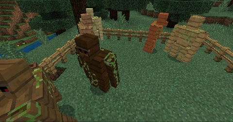 Мод More Golems 1.8.0