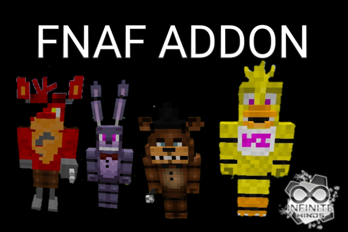 Мод Five Nights At Freddy 1.10