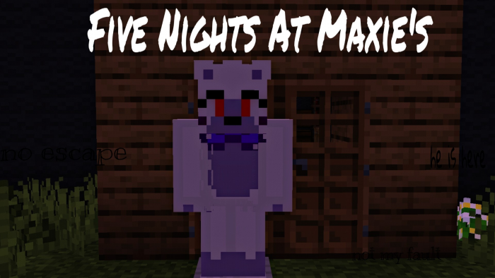 Карта Five Nights At Maxie's