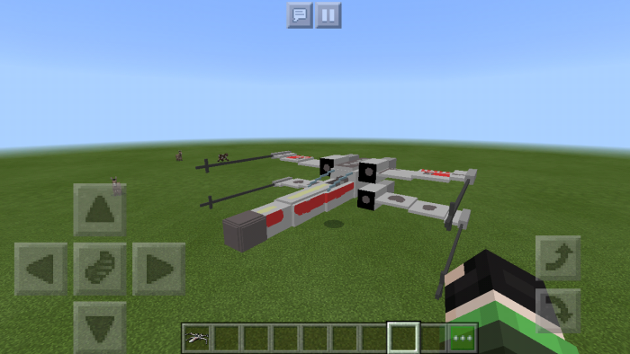 Мод X-Wing (Star Wars) 1.10