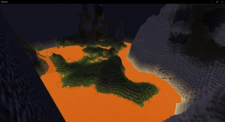Карта Flood Challenge: Lava Edition