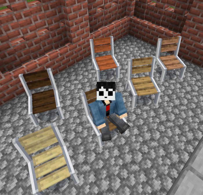 Мод Just Chairs 1.14