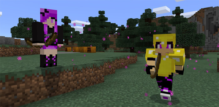 Мод Ender Archer Friend 1.14