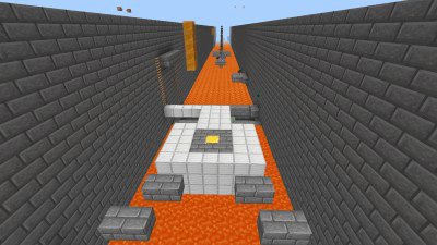 Карта Jackson's Epic Command Block Parkour [Мини игра]