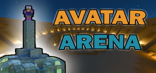 Карта Avatar Arena [PvP]