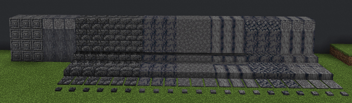 Мод Basalt Blocks 1.16.100